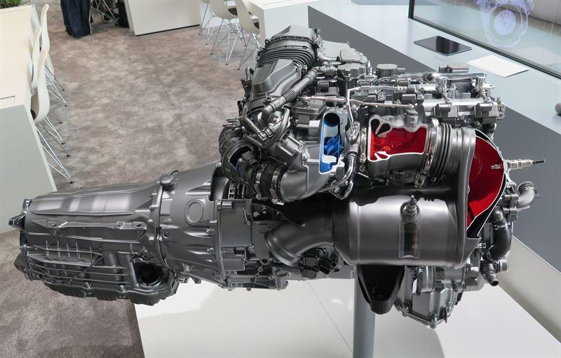 Mercedes-Benz: huhut dieselin häviämisestä ovat vahvasti liioiteltuja