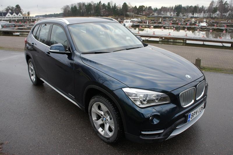 Koeajo BMW X1 xDrive 18d A 2013