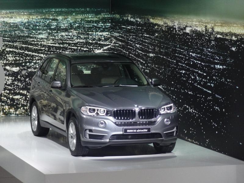Frankfurtin autonäyttely 2013: BMW