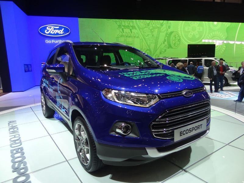 Geneven autonäyttely 2013: Ford