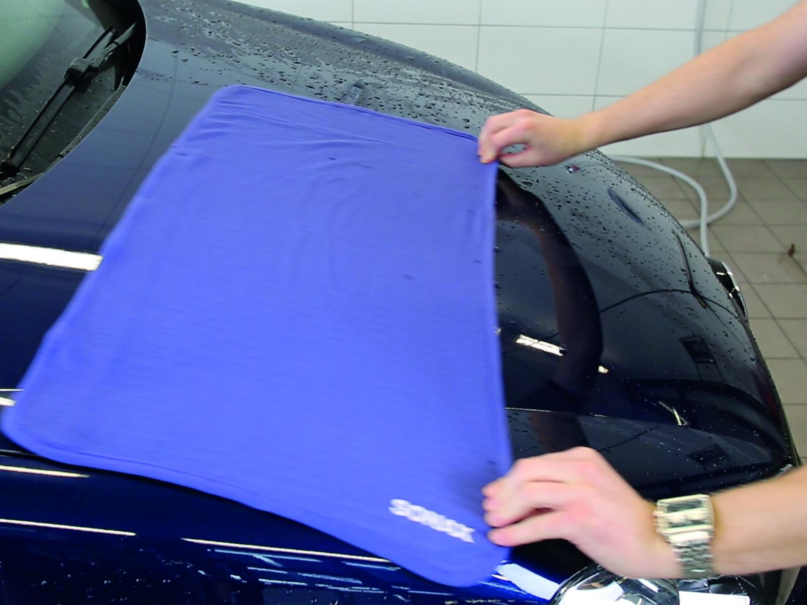Vinkit autonpesuun talvella - näin vältät pahimmat sudenkuopat