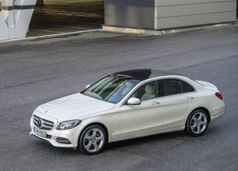 Autoesittely Mercedes-Benz C-sarja 2014