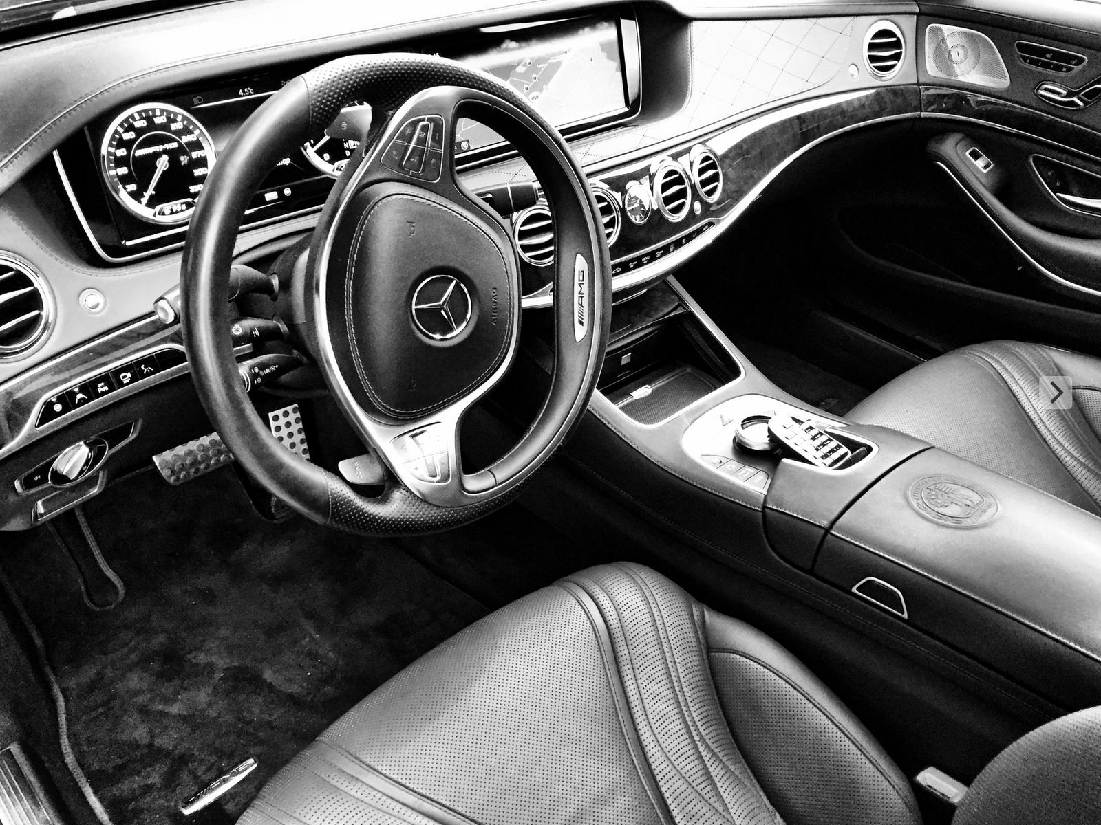 Mercedes Benz S 63 AMG 4Matic 2013