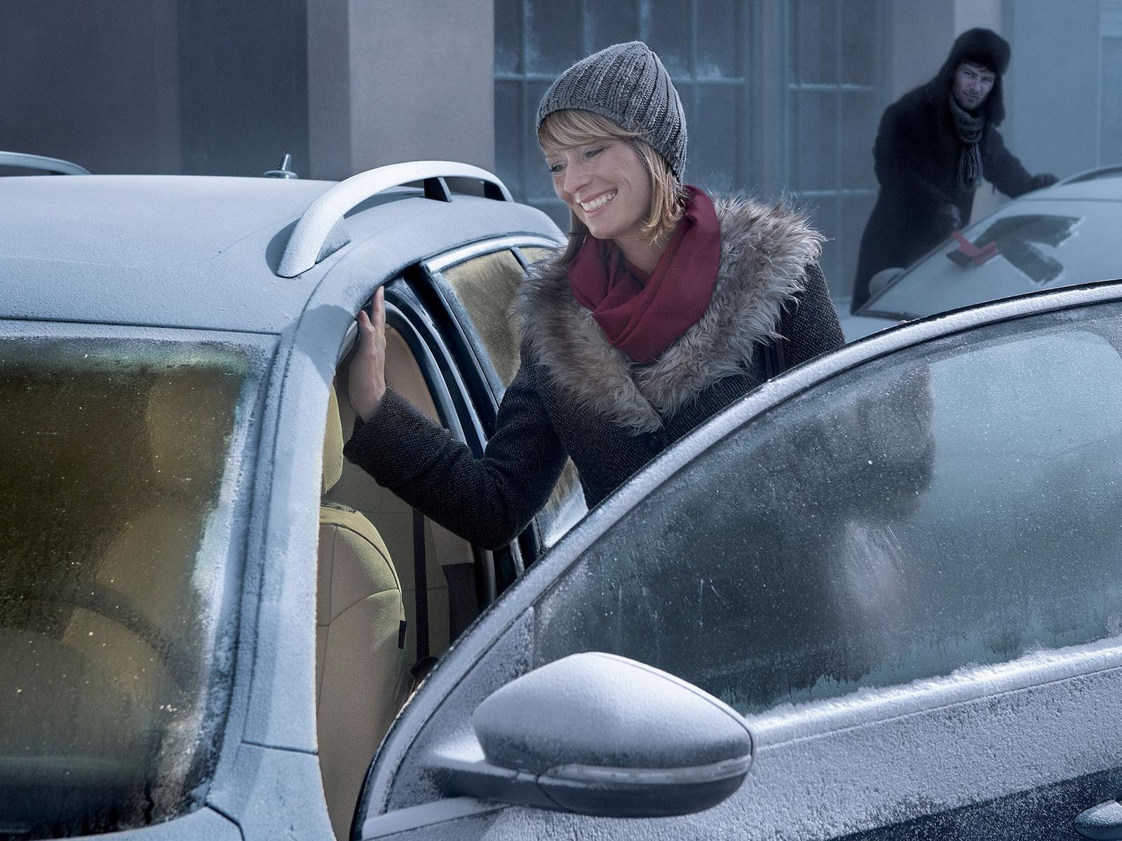 Yhteistyö: Pakkasaamujen pelastus - Webasto sopii myös pieniin autoihin