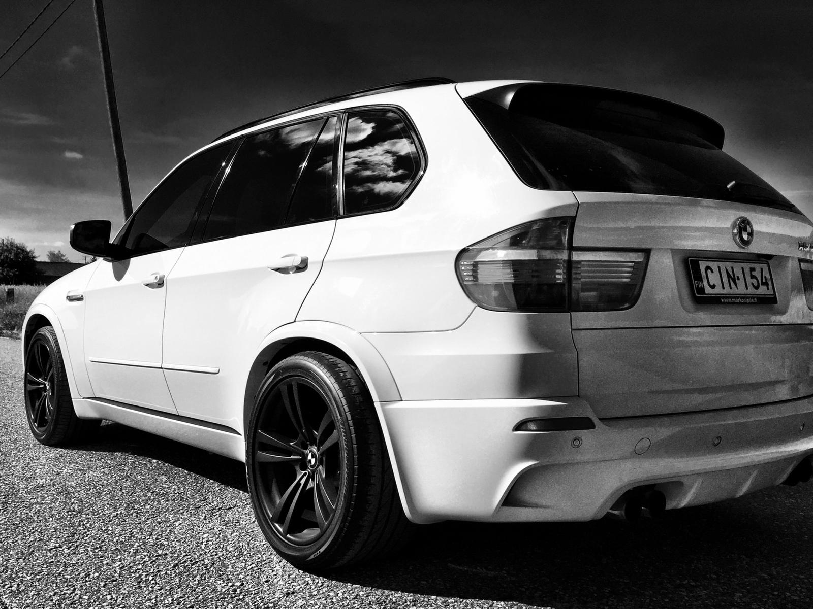 BMW X5 M 2009  620hv PP-Performance Stage