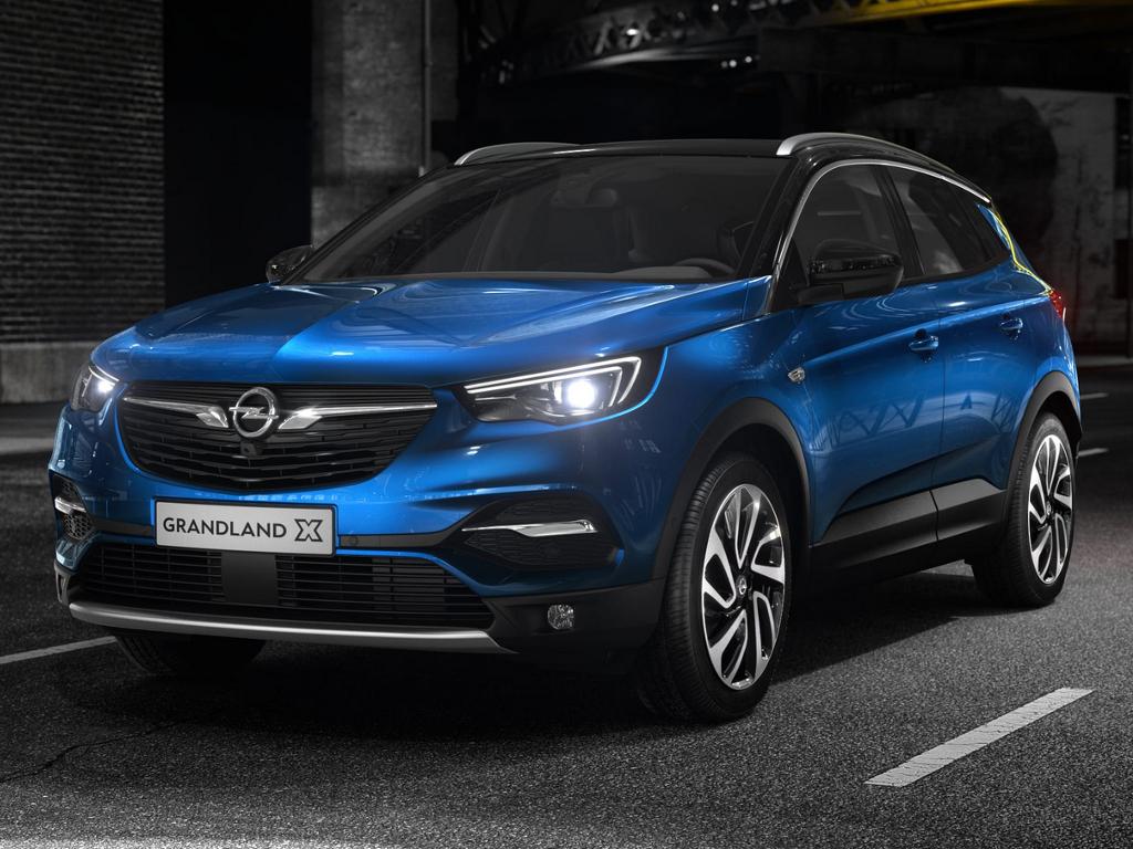 Opel Grandland Hinta