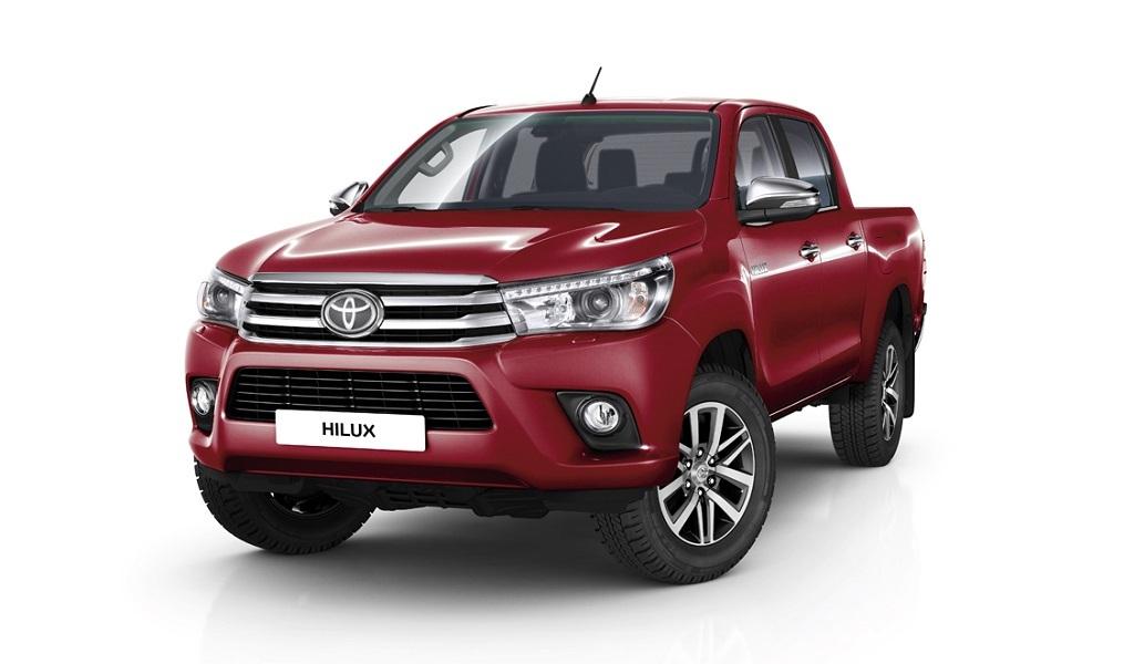 Yksityisleasing Toyota
