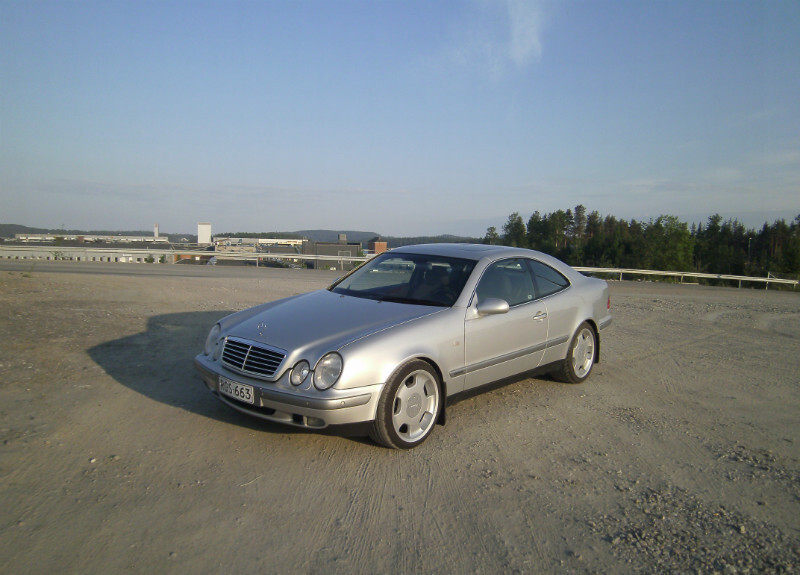 Myyd n mercedes benz clk 1997 rgs 663 for Mercedes benz 663