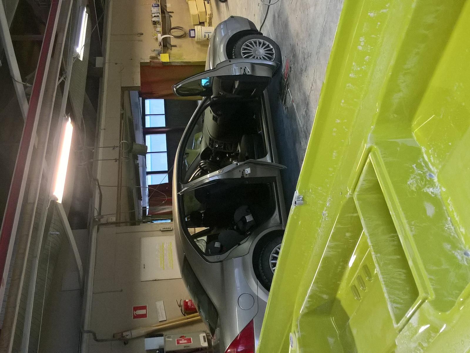 Ford Mondeo, Vaihtoauto