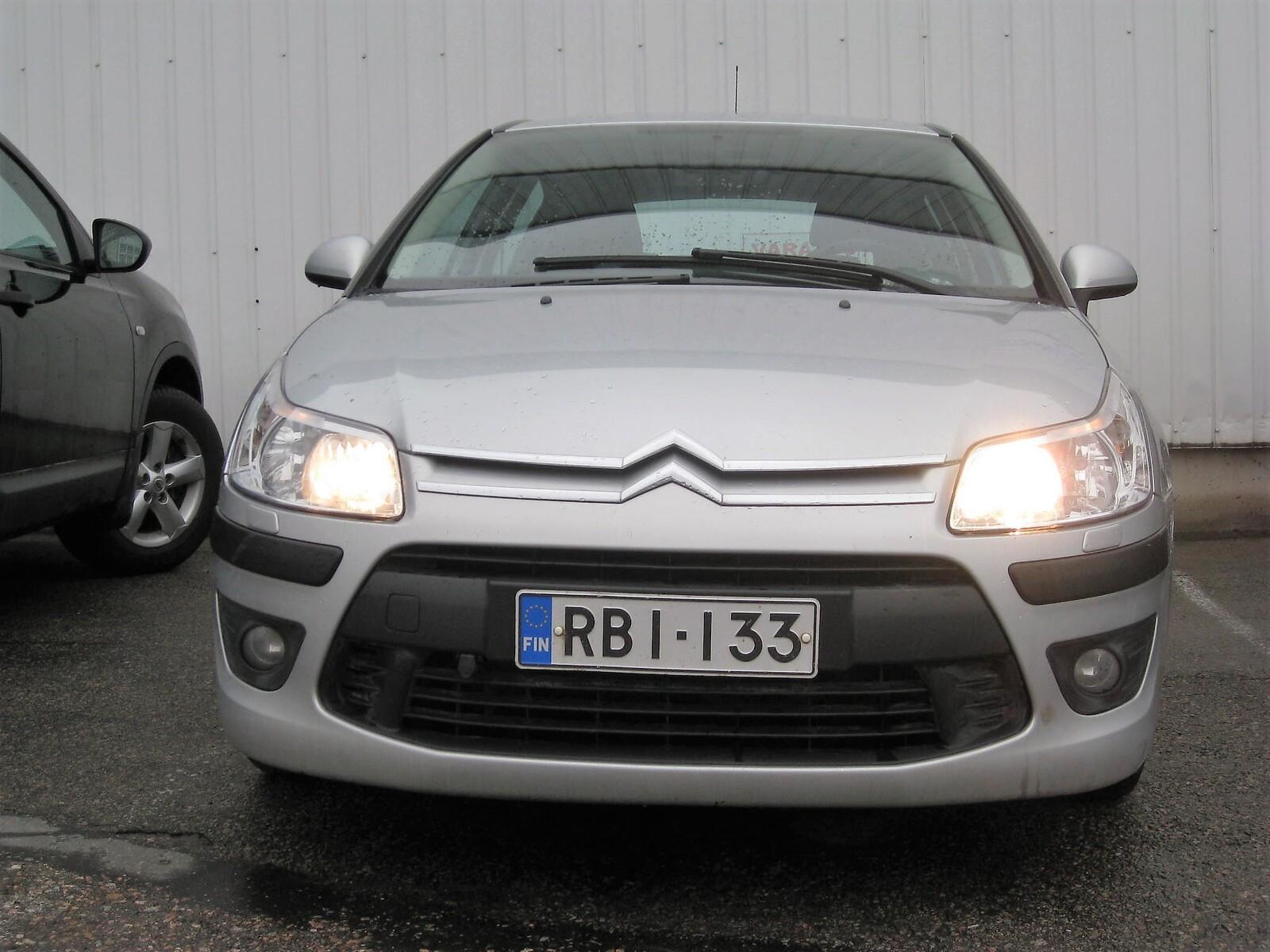 Citroën C4, Vaihtoauto