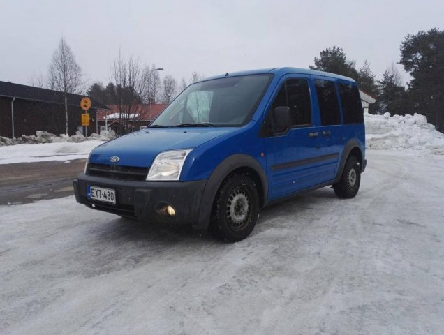 Ford Tourneo Connect, Vaihtoauto