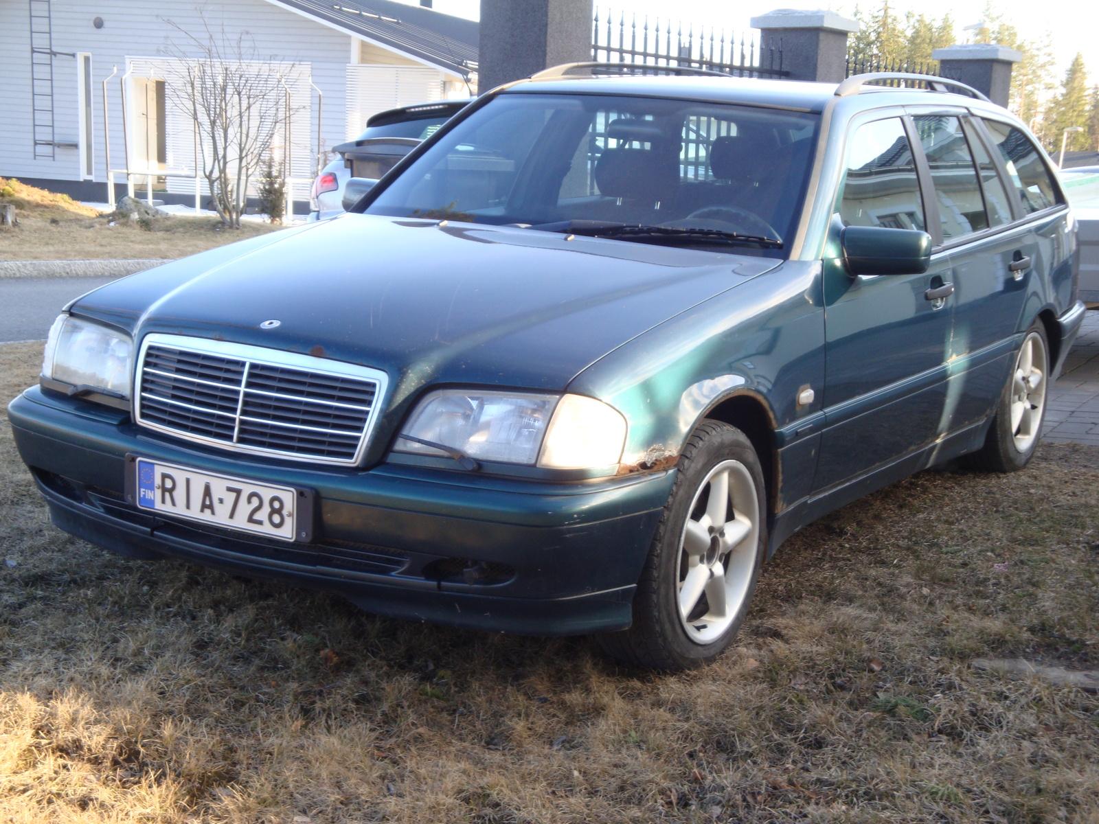 Mercedes-Benz 180, Vaihtoauto