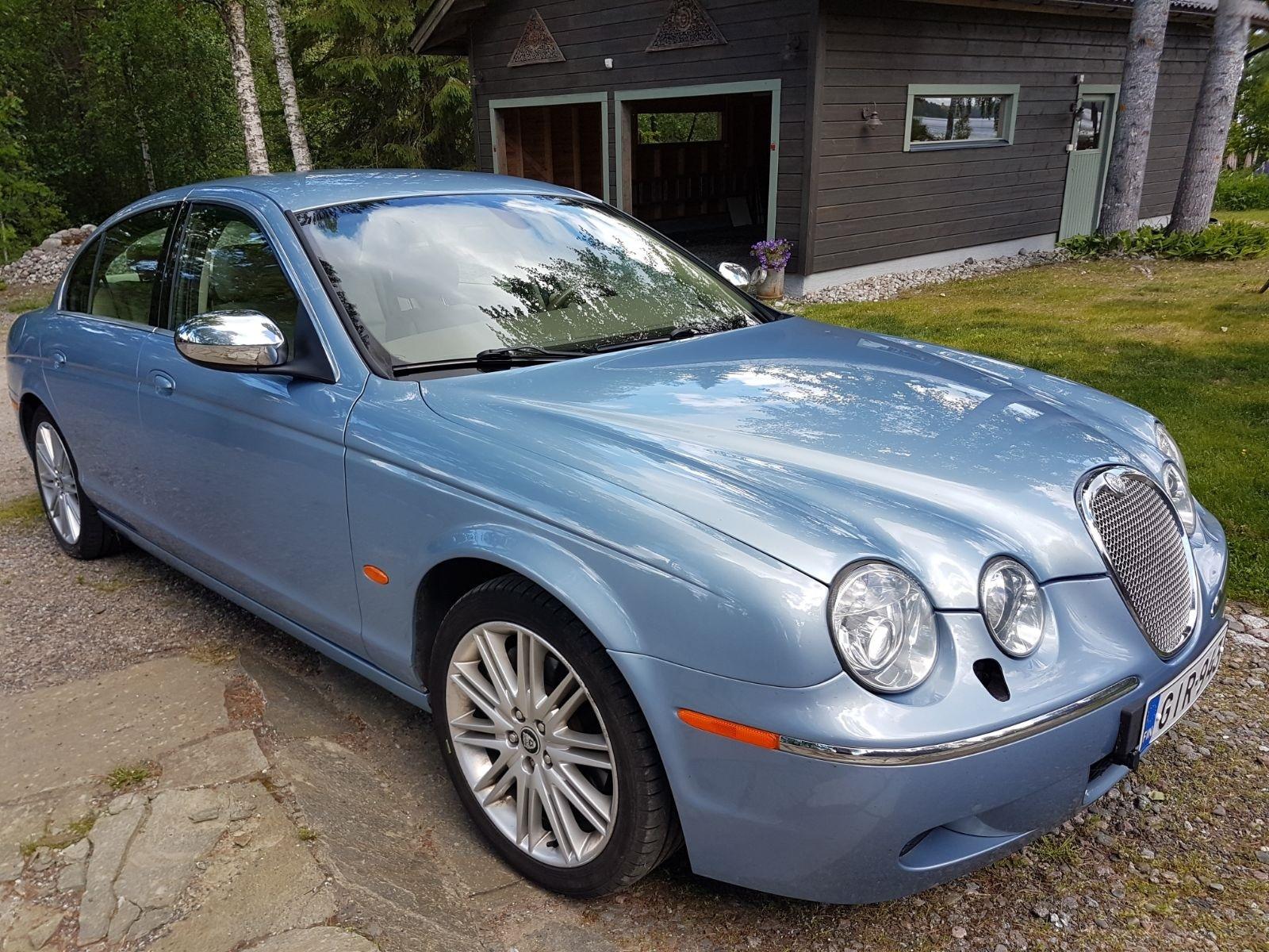 Jaguar S-Type, Vaihtoauto