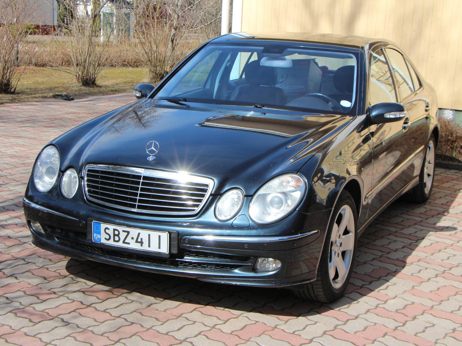 Mercedes-Benz 280, Vaihtoauto