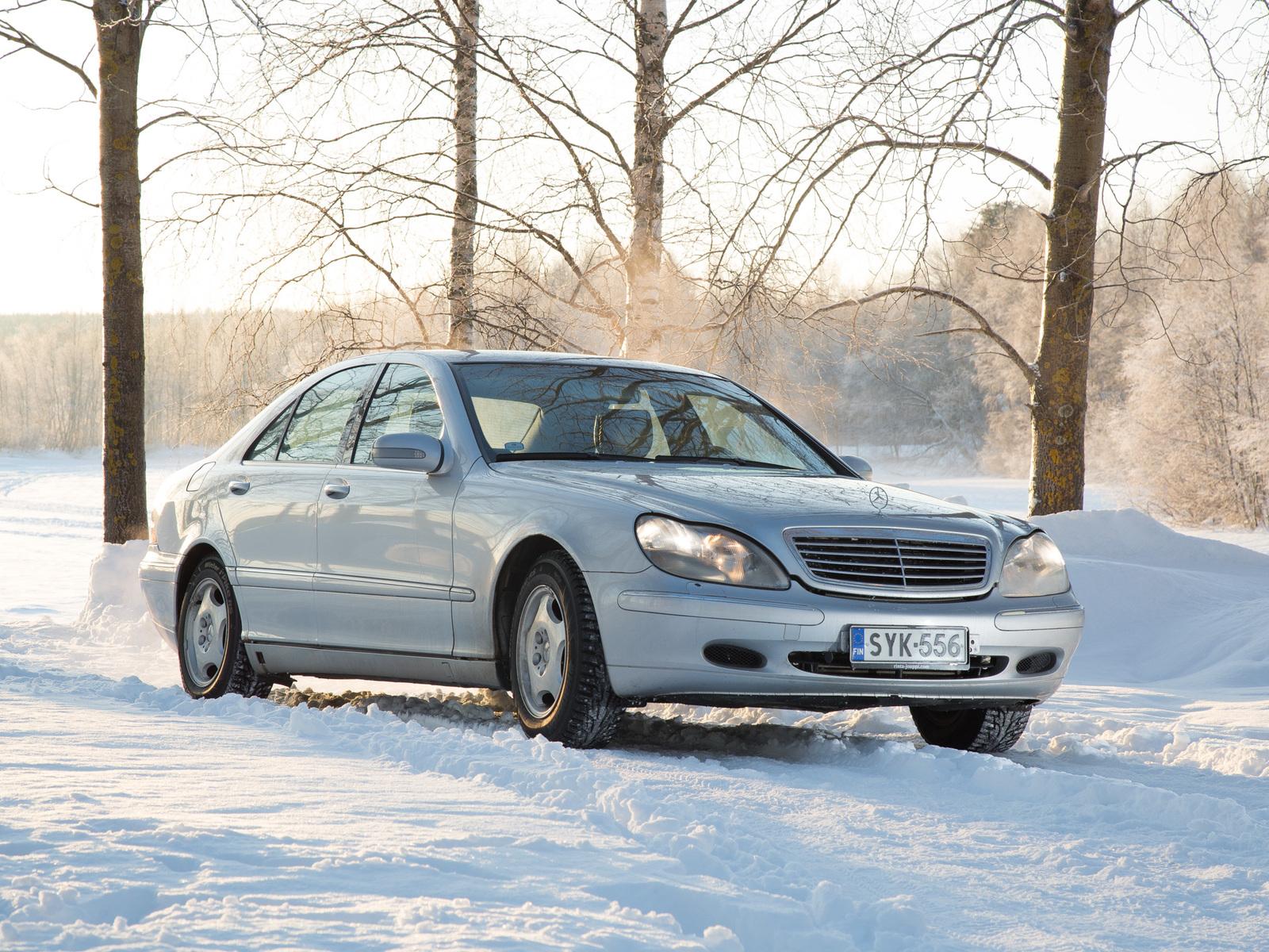 Mercedes-Benz S, Vaihtoauto