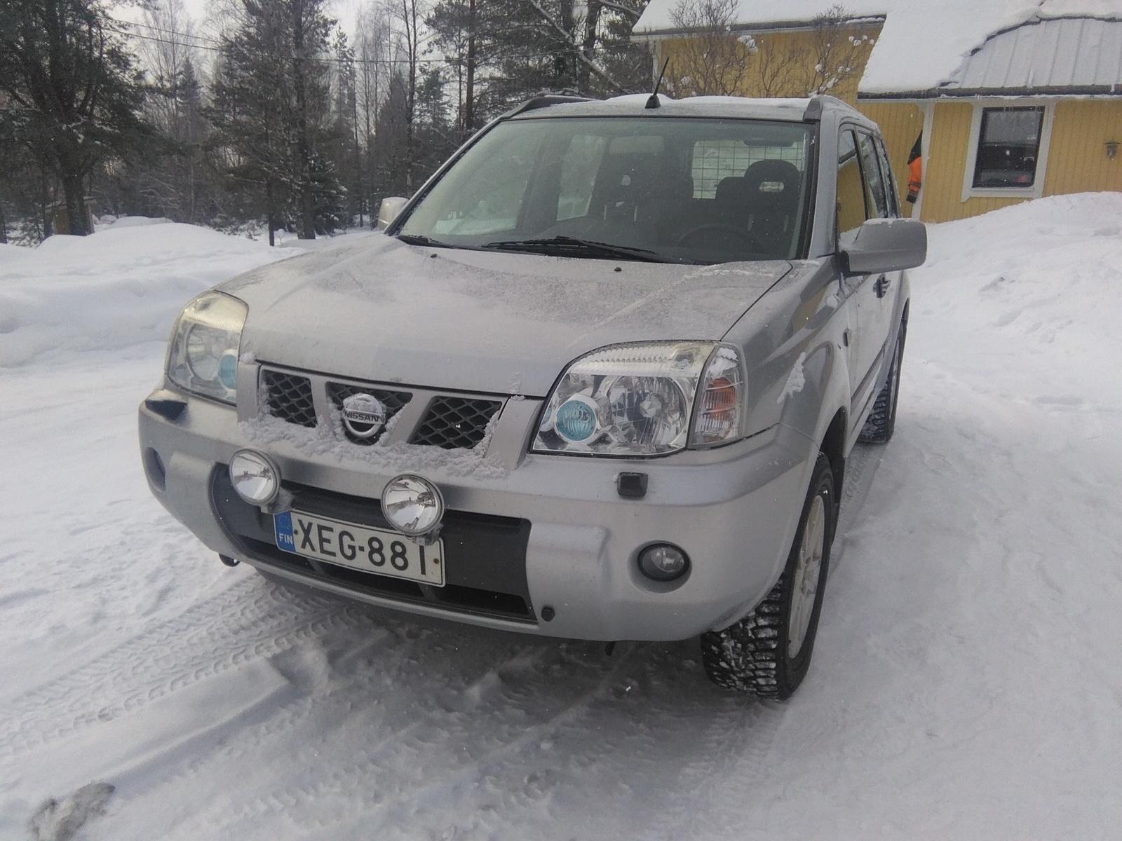 Nissan X-Trail, Vaihtoauto
