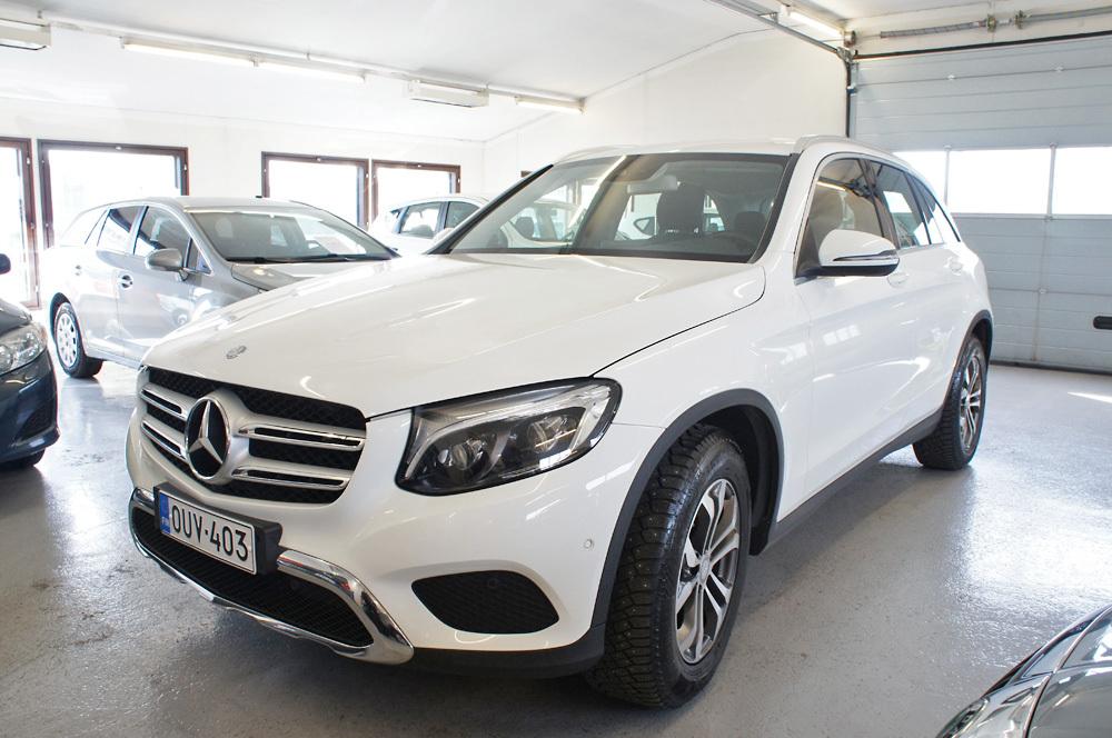 Mercedes-Benz GLC, Vaihtoauto