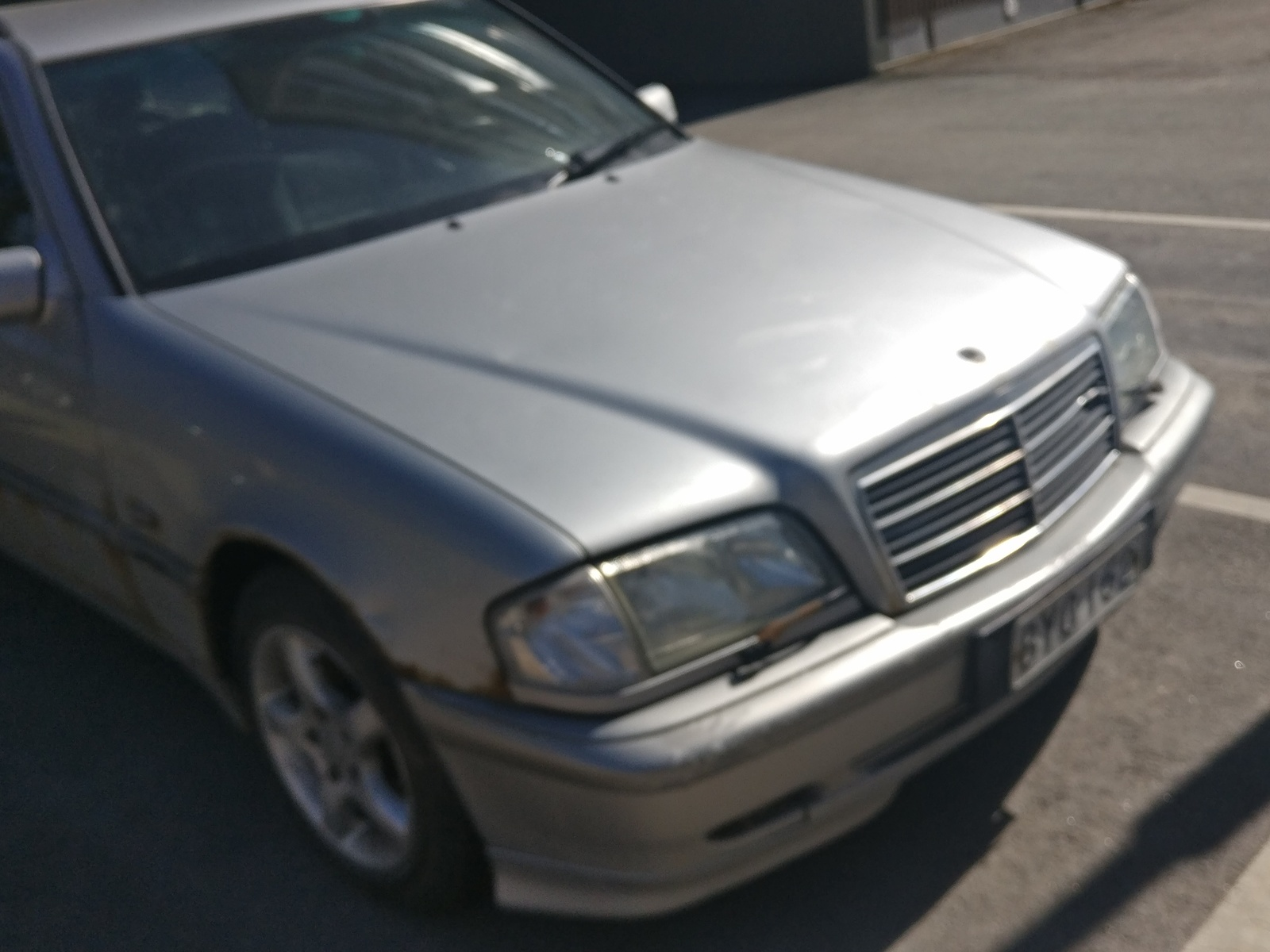 Mercedes-Benz C, Vaihtoauto