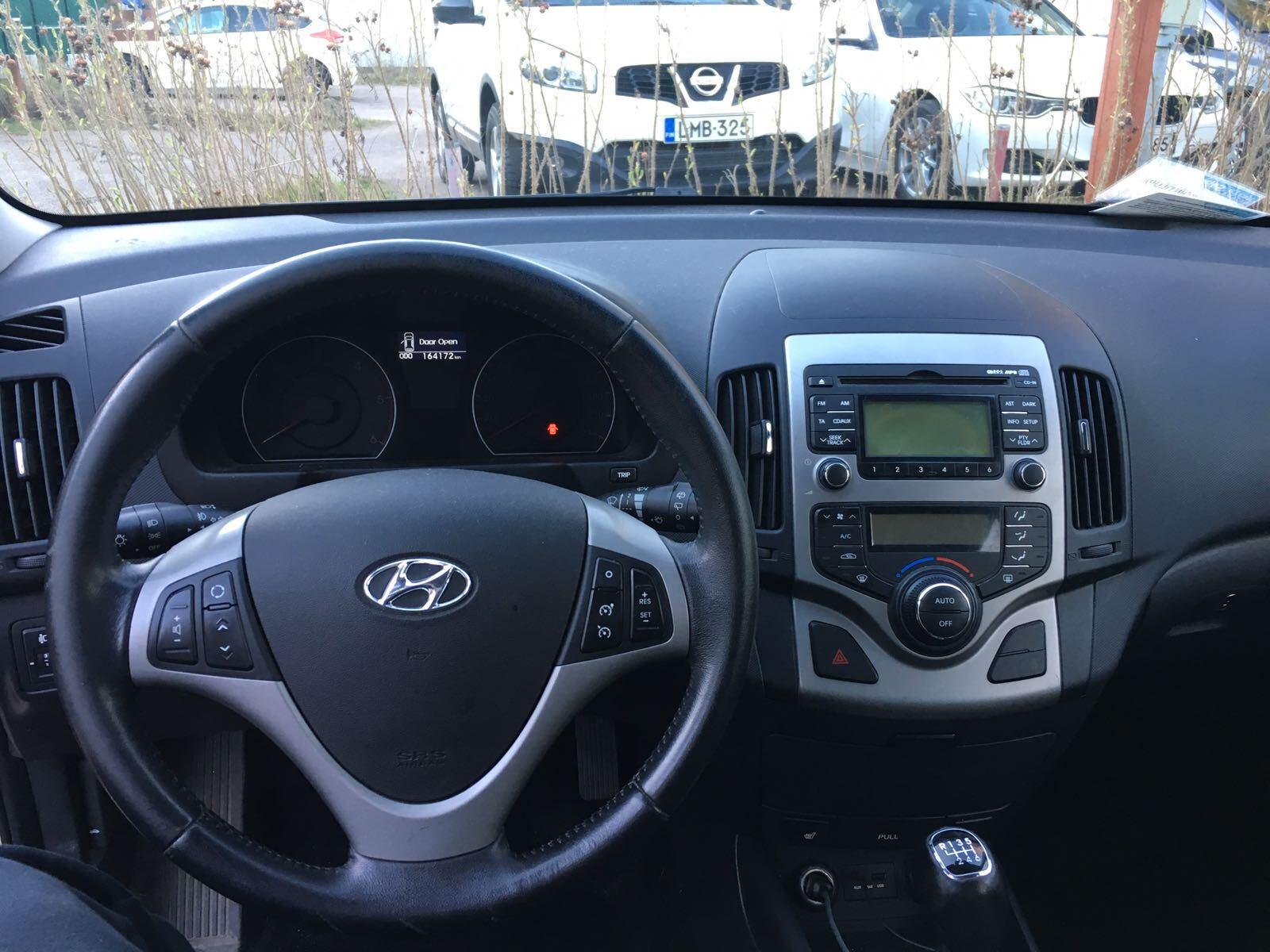 Hyundai i30 Wagon, Vaihtoauto