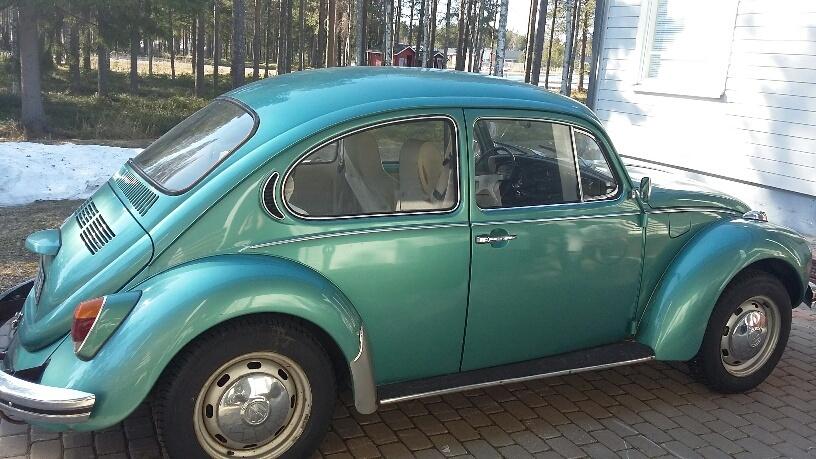 Volkswagen Kupla 1302, Vaihtoauto