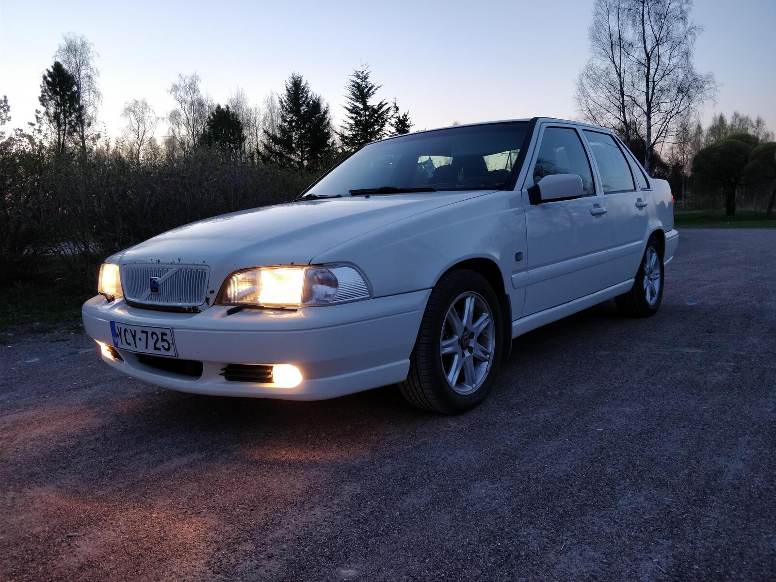 Volvo S70, Vaihtoauto
