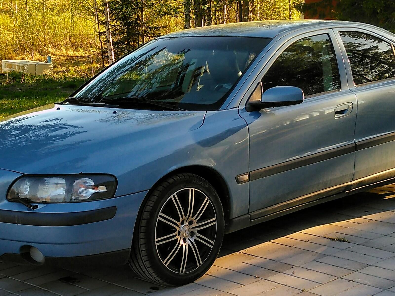 Volvo S60, Vaihtoauto
