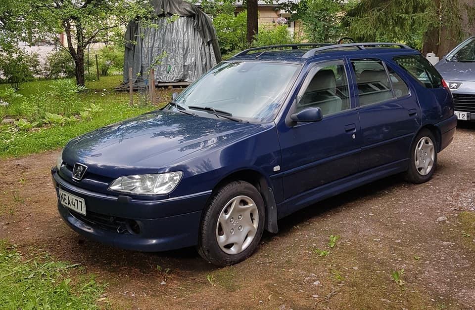 Peugeot 306, Vaihtoauto