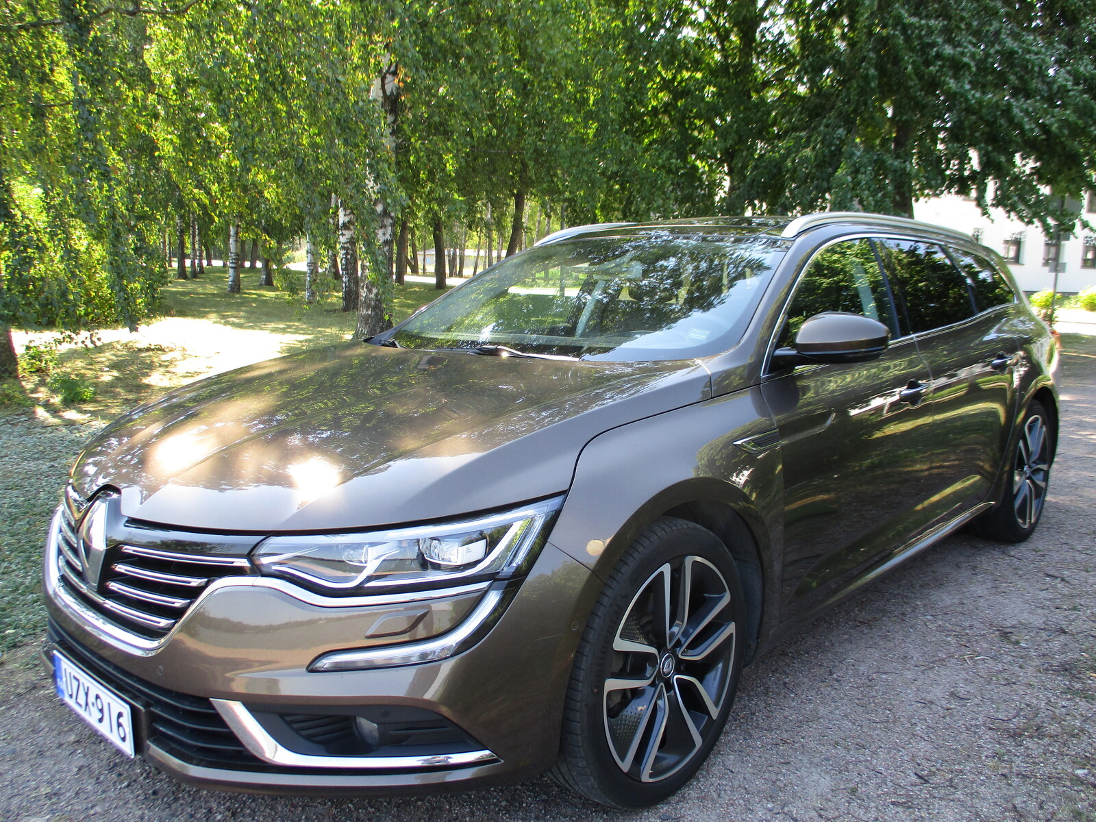 Renault Talisman, Vaihtoauto