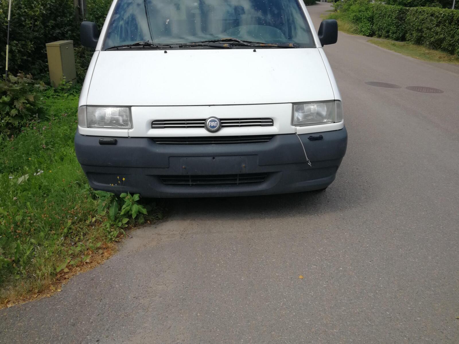 Fiat Scudo, Vaihtoauto