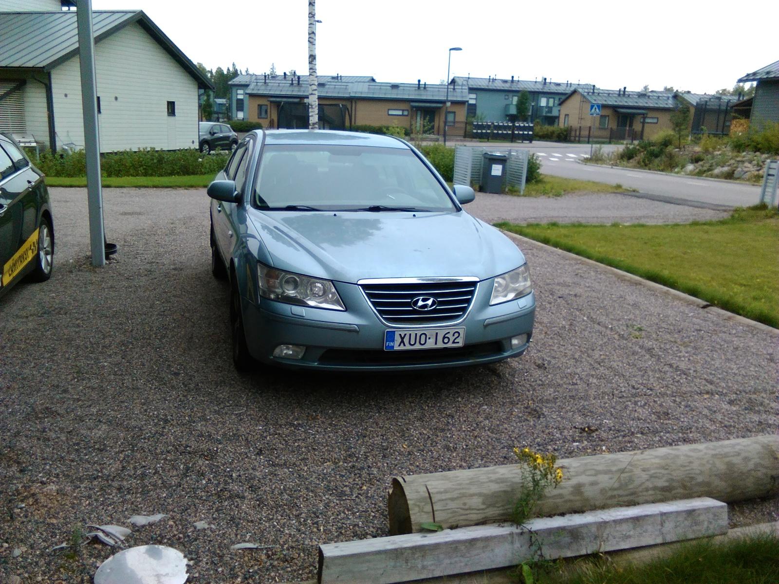 Hyundai Sonata, Vaihtoauto