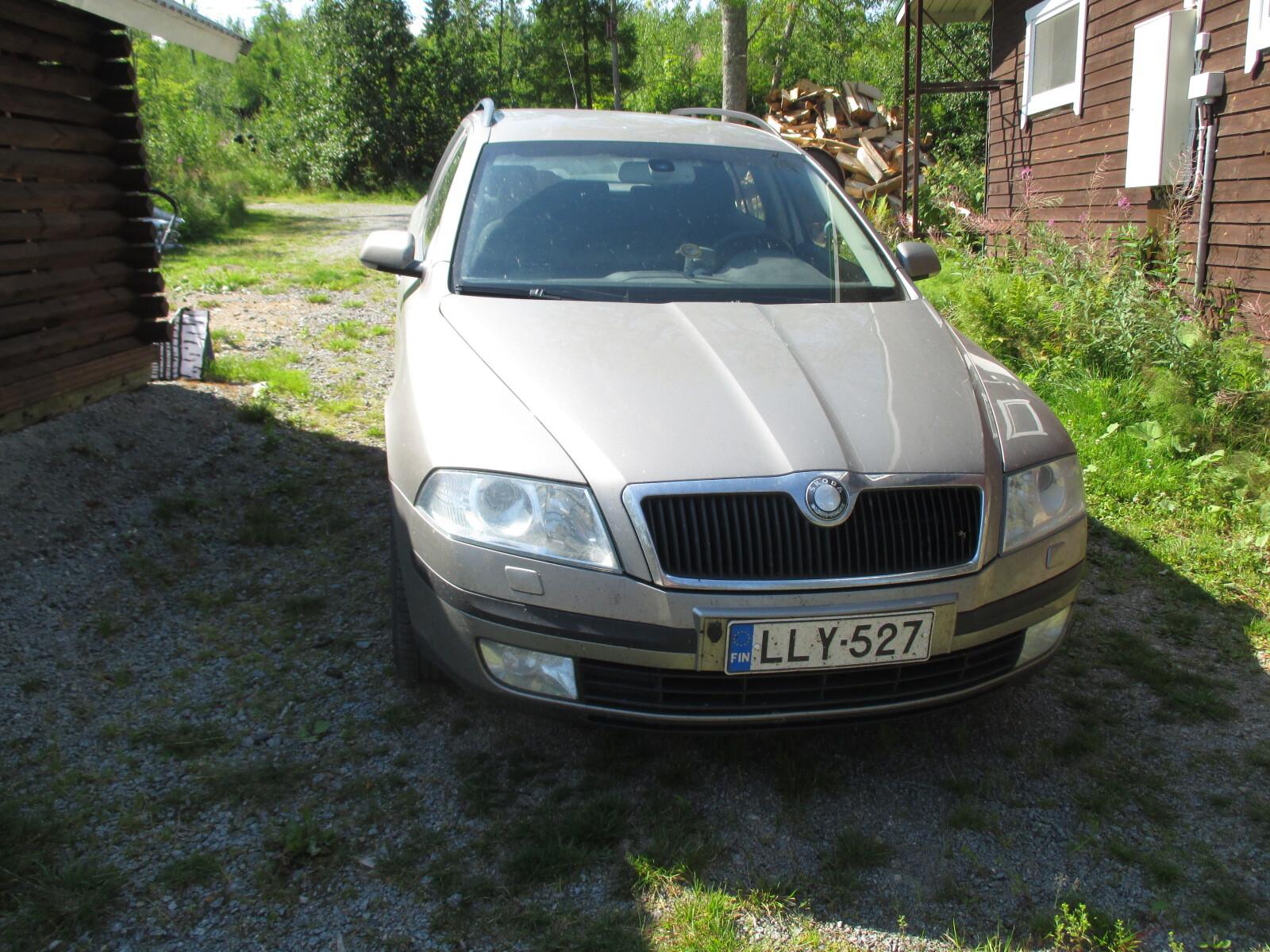Skoda Octavia Combi, Vaihtoauto