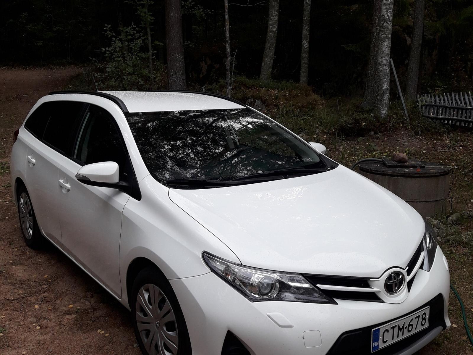 Toyota Auris, Vaihtoauto