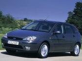 Autoesittely Ford Focus 2002-2003