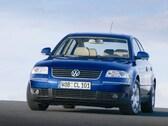 Autoesittely Volkswagen Passat 2001-2004