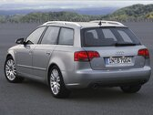 Autoesittely Audi A4 Avant (2004)