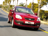 Autoesittely Kia Rio (2006)