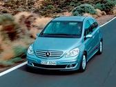 Autoesittely Mercedes-Benz B-sarja 2005-2011