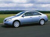 Autoesittely Nissan Primera (2002)
