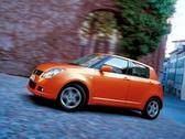 Autoesittely Suzuki Swift 2005-2010