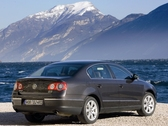 Autoesittely Volkswagen Passat 2008-2009