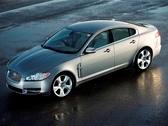 Autoesittely Jaguar XF 2008-2012