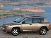 Autoesittely Jeep Compass (2006)