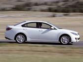 Autoarvio: Koeajossa Mazda 6 1.8 Classic