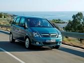 Autoarvio: Koeajossa Opel Meriva 1,6 Enjoy