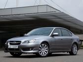 Autoarvio: Koeajossa Subaru Legacy 2.5 Aut.
