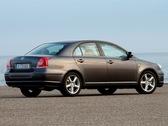 Autoesittely Toyota Avensis 2003