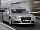 Autoesittely Audi A8 2009