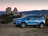 Autoesittely Ford Kuga 2008-2010