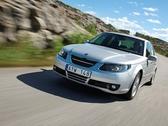 Autoarvio: Koeajossa Saab 9-5 Sedan 1.9TiD PF Vector A5