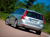Autoesittely Volvo V50 2008